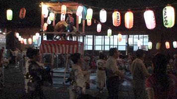 大豆戸町盆踊り