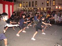 菊名西口盆踊り